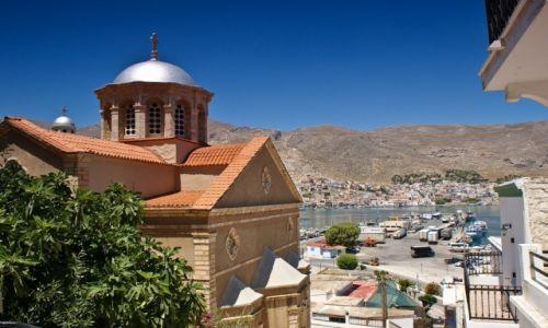 Zdjęcie GRECJA / Wyspa Kalymnos. / Wyspa Kalymnos. / Wyspa Kalymnos.