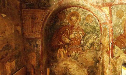 Zdjęcie GRECJA / Kreta / wioska Anisaraki / kościółek Ayia Anna