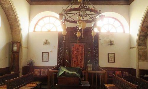 Zdjęcie GRECJA / Kreta / Chania / synagoga