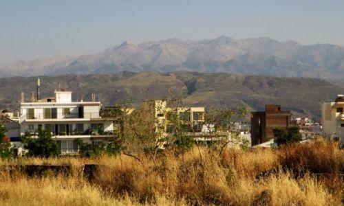 Zdjęcie GRECJA / Kreta / Chania / widok na Góry Białe