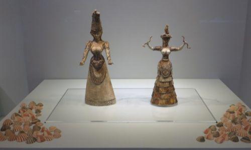 Zdjęcie GRECJA / Kreta / Heraklion / muzeum archeologiczne