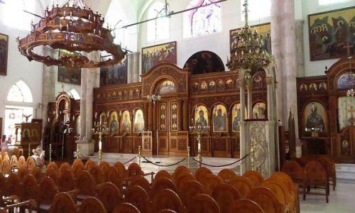 Zdjęcie GRECJA / Kreta / Heraklion / kościół Agios Titos