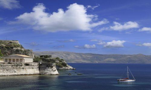Zdjęcie GRECJA / corfu / corfu miasto / Corfu
