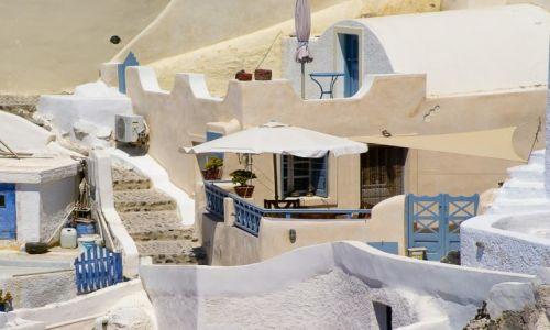 Zdjęcie GRECJA / Santorini / Oia / Obejście