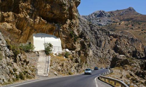 Zdjęcie GRECJA / Kreta / Wąwóz wiatrów / W drodze