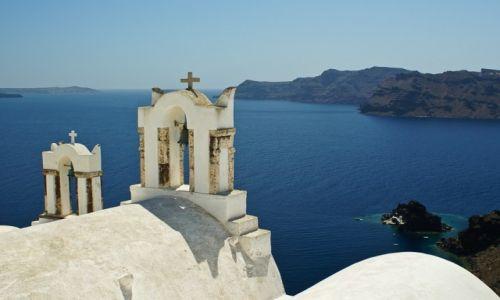 Zdjęcie GRECJA / Santorini / Thira / Klasyka