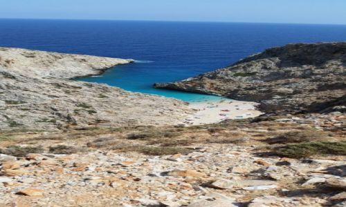Zdjecie GRECJA / Kreta / Stefanou Beach / Seitan Limania