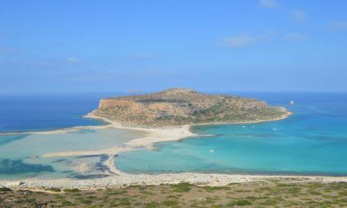 Zdjecie GRECJA / Kreta / Laguna Balos / Laguna Balos