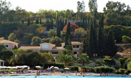 Zdjęcie GRECJA / Corfu / Kassiopi / Bella Mare hotel na wyspie Corfu