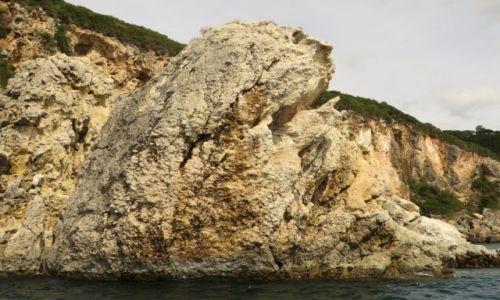 Zdjęcie GRECJA / Morze Jońskie / Korfu / wybrzeże Korfu