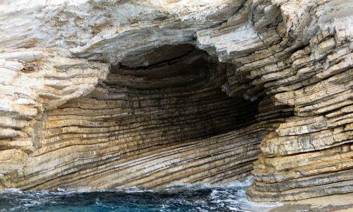 Zdjęcie GRECJA / Morze Jońskie / Paleokastritsa / wybrzeże Korfu