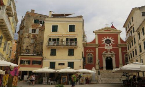 Zdjęcie GRECJA / Korfu / Kerkyra / stare miasto
