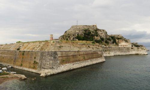 Zdjęcie GRECJA / Korfu / Kerkyra / Stary Fort