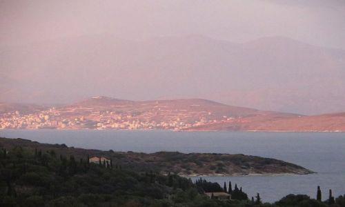Zdjecie GRECJA / Korfu / Kerkyra / zach�d s�o�ca