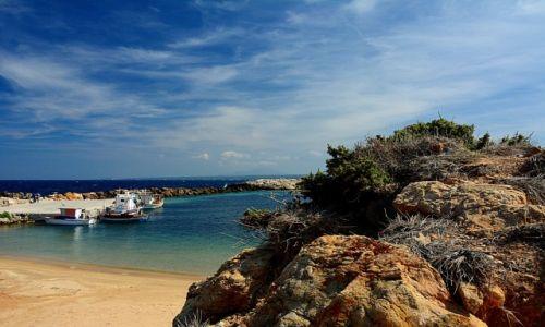 Zdjęcie GRECJA / Kos / Limnionas / zatoczka