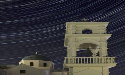 GRECJA / Santorini / Santorini / Gwiazdy nad Santorini
