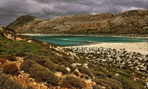 Zdjęcie GRECJA / Kreta / Balos / Bezludna laguna