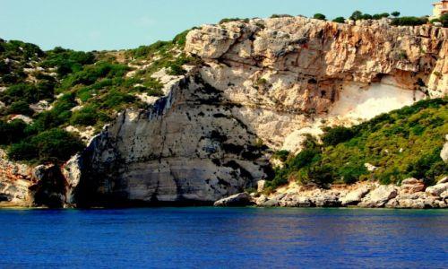 Zdjęcie GRECJA / Zakyntos / Zakyntos / Wybrzeże