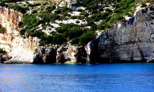 Zdjęcie GRECJA / Zakyntos / Zakyntos / Wybrzeże 1