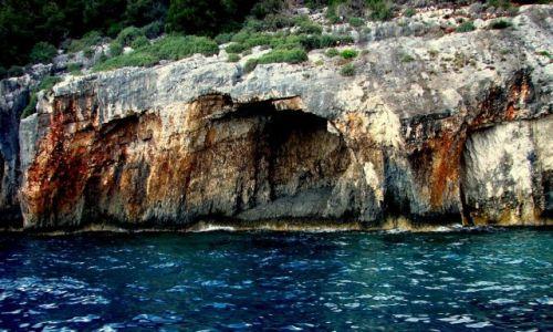 Zdjęcie GRECJA / Zakyntos / Zakyntos / Wybrzeże 3