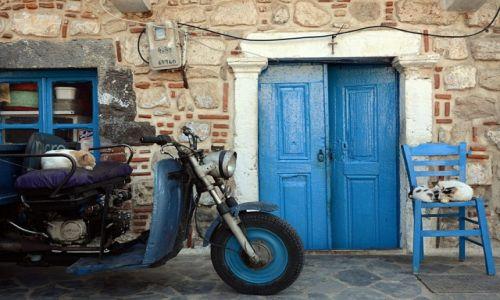 Zdjęcie GRECJA / Kalimnos / Pothia / Pothia