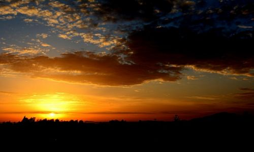 Zdjęcie GRECJA / Dodekanez / Kos / zach słońca