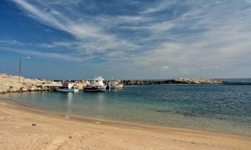 Zdjęcie GRECJA / Kos / Limnionas / zatoka w Limnionas