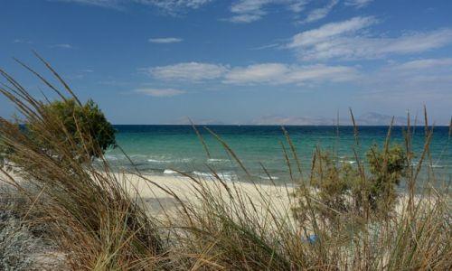 Zdjęcie GRECJA / Kos / Marmari / plaża