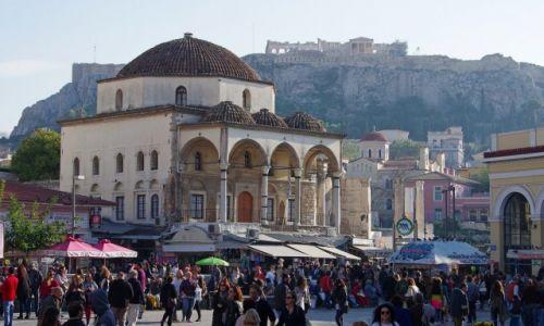 Zdjęcie GRECJA / Attyka / Ateny / Plac Monastiraki