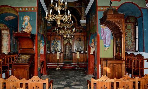 Zdjęcie GRECJA / Kos /  Zia / kościół- Agios Georgios