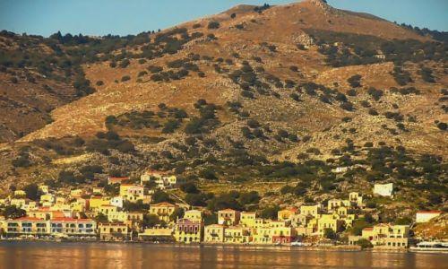 GRECJA / Rodos / Symi / Na wyspie Symi