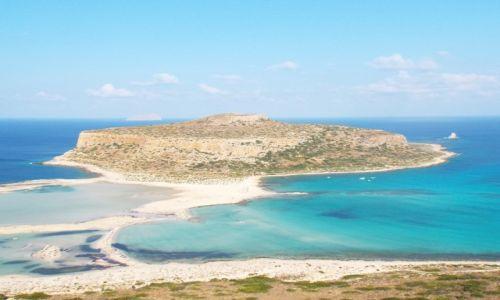 GRECJA / Kreta / Balos  / Balos