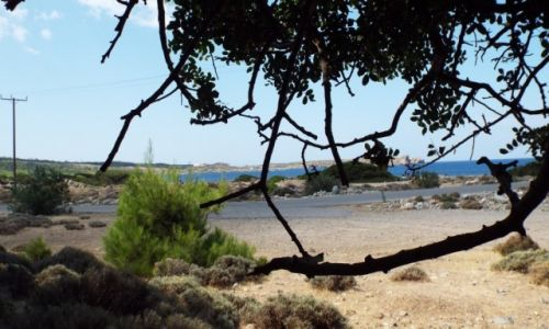 Zdjecie GRECJA / Kreta / Kreta / morze libijskie