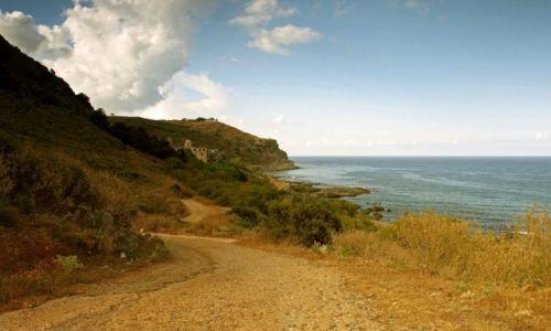 Zdjęcie GRECJA / Kreta zach. / Kolimbari / Do Monastiru -Gonias.