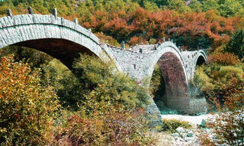 Zdjecie GRECJA / Zagori / Kipoi / Most