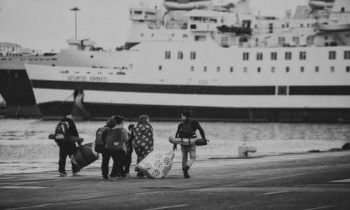 Zdjęcie GRECJA / Attyka / Pireus / W drodze do