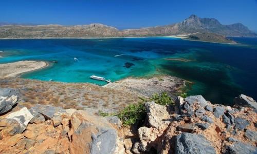 Zdjęcie GRECJA / Balos / Gramvousa / Gramvousa,Kreta