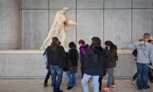 Zdjęcie GRECJA / Attyka / Ateny / Muzeum Akropolu