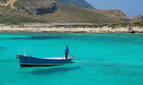 Zdjęcie GRECJA / Balos / Balos / Balos,Crete