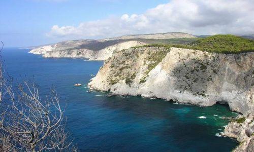 Zdjęcie GRECJA / brak / Zakynthos / Keri - zach.wyb.pół