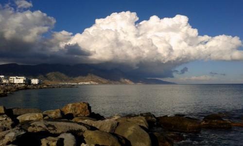 Zdjecie GRECJA / Kos / Kardemena, Kos / Chmura jak góra ;)