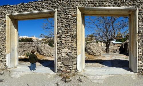 Zdjęcie GRECJA / Kos / Kos / Brama życia
