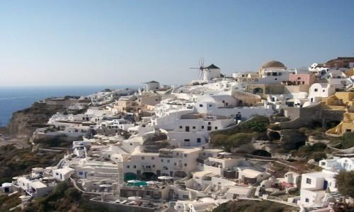 GRECJA / - / Santorini / Wyspy