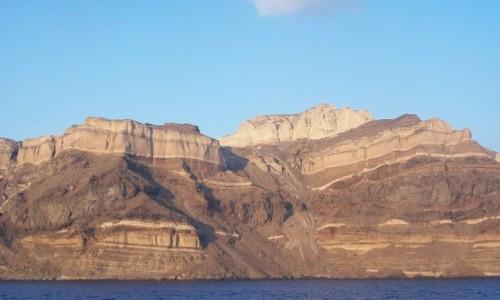 Zdjecie GRECJA / - / Santorini / Wyspy
