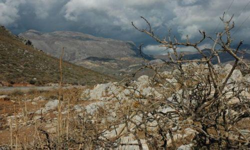 Zdjecie GRECJA / brak / Kreta / Cisza przed bur