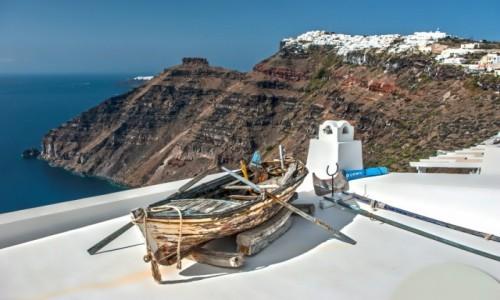 Zdjęcie GRECJA / Santorini / Santorini / Santorini