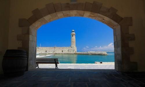 Zdjecie GRECJA / Rethymno / Rethymno / Rethymno,Kreta