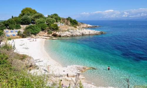 Zdjecie GRECJA / - / Korfu, Kassiopi  / Kassiopi