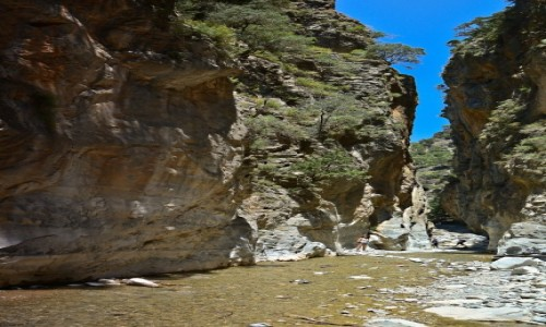 GRECJA / Kreta / Samaria / Kreta. W�w�z Samaria.