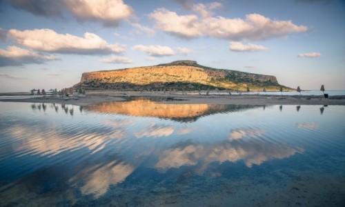 GRECJA / Kreta / Laguna Balos / Laguna Balos o poranku